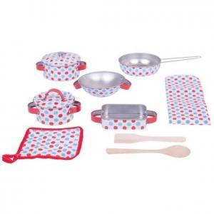 Spotted Kitchenware Set
