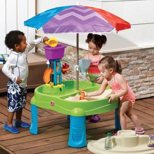 Step 2 Splash & Scoop Bay Sand and Water Table