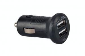 Ultra Power Dual Car Adaptor | Black