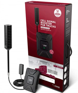 weBoost Drive 4G-X OTR (470210) Truck Cell Phone Signal Booster | U.S. Company | All U.S. Carriers -