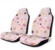 2 PCS Sailor Moon Car Seat Covers Women Car Front Seat Protectors Car Accessories Full Set Bucket Co