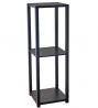 Adesso AR3511-01 Lawrence Tall Pedestal, Black