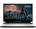 Alienware m15 15.6 inch FHD Gaming Laptop (Lunar Light) Intel Core i7-10750H 10th Gen, 16GB DDR4 RAM