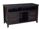 Amazon Brand – Ravenna Home Classic Solid Wood Media Center, 47.87