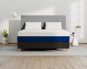 Amerisleep AS2 Memory Foam Mattress - Queen (Medium Firm) - Bed in a Box | Celliant Cover | Bio-Pur