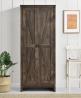 Ameriwood Home Farmington Wide Storage Cabinet, 31.5