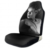 Atsh Frankenstein Monster Halloween Car Seat Covers Accessories Set Vehicle Seat 2 Pieces Set
