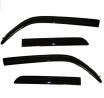 Auto Ventshade 894027 Low Profile Dark Smoke Ventvisor Side Window Deflector, 4-Piece Set for 2010-2