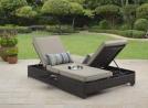 Better Homes and Gardens Avila Beach Double Lounger / Sofa