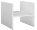 Better Homes and Gardens Cube Storage Shelf, H, White
