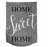 Briarwood Lane Home Sweet Home Burlap Garden Flag Everyday 12.5