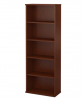 Bush Furniture Commerce 5 Shelf Bookcase