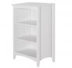 Camaflexi Shaker Style Bookcase, 36