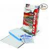 Camco 41461 Pro-Tec Rubber Roof Patch Kit,2