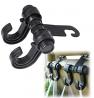 Car Back Seat Hook, Xotic Tech Universal Vehicle Truck Auto Back Seat Headrest Hanger Holder Organiz