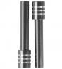 Custom Accessories 16009 Charcoal Billet Door Lock Knob
