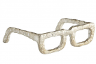 Cyan Design 08827 Sculptured Spectacles Ideal Gift for Wedding, Floral / Floor Vase, Party, Home Dec