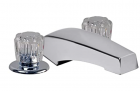 DANCO Mobile Home and RV 2-Handle Garden Tub Faucet, Chrome, 1-Pack (10661)