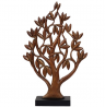 Decozen Handmade Wooden Tree of Life Décor a Symbol of Growth and Strength Made by Skilled Artisans
