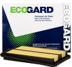 ECOGARD XA10423 Premium Engine Air Filter Fits Nissan Rogue 2.5L 2014-2020, Rogue Sport 2.0L 2017-20