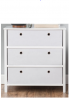 EZ Home Solutions Foldable Furniture 3 Drawer Dresser, 31