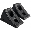 FloTool 11930MI Heavy Duty Wheel Chock, (Pack of 2)