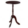 Frenchi Furniture Frenchi Home Furnishing Table, Dark Cherry