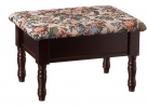 Frenchi Home Furnishing Footstool with Storage