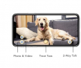 Furbo Dog Camera: Treat Tossing, Full HD Wifi Pet Camera and 2-Way Audio, Designed for Dogs, Compati