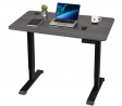 Furmax Electric Adjustable Sit Stand Home Office Desk Ergonomic Computer Workstation with Preset Hei