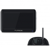 Furrion Vision S 7 Inch Wireless RV Backup System with 1 Rear Sharkfin Camera, Infrared Night Vision