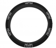 Hannab Oakland Raider Steering Wheel Cover Suitable for Most Vehicles, from Cars to Suvs and Atvs to