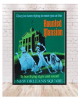 Haunted Mansion Poster New Orleans Square Vintage Disney Attraction Posters Magic Kingdom Disneyland