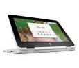 HP 2-in-1 Business Chromebook 11.6in HD IPS Touchscreen, Intel Celeron N3350 Processor, 4GB Ram 32GB