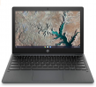 HP Chromebook 11-inch Laptop - MediaTek - MT8183 - 4 GB RAM - 32 GB eMMC Storage - 11.6-inch HD Disp