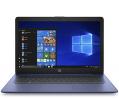 HP Stream 14-inch Laptop, Intel Celeron N4000, 4 GB RAM, 64 GB eMMC, Windows 10 Home in S Mode with