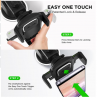 iOttie Easy One Touch 4 Dash & Windshield Car Mount Phone Holder Desk Stand Pad & Mat for iPhone, Sa