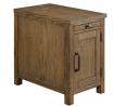 Lane Home Furnishings Power Chairside Table, Brown