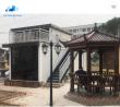 luxurious modular prefabricated container garden house homes