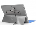 Maclocks BLD01KL Blade Universal Laptop and Tablet Bracket with Keyed Straight Cable Lock (Silver)