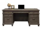 Martin Furniture Double Pad Desk, 68