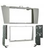 Metra 95-8212 Double DIN Installation Kit for 2004-2008 Toyota Solara Vehicles (Silver)