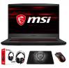 MSI GF65 Thin 9SEXR-838 (i7-9750H, 16GB RAM, 1TB NVMe SSD, RTX 2060 6GB, 15.6
