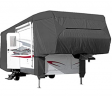 North East Harbor Waterproof Durable 5th Wheel Toy Hauler RV Motorhome Cover Fits Length 29'-33' New