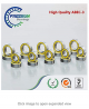 Ochoos Bearing Set for OpenRC Truggy with All Metal HSP Gear Train ABEC-3 Yellow Rubber 20pcs