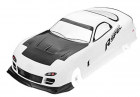 Parts & Accessories 1/10 RC Car Shell Kit, 190mm 1 : 10 On-Road Drift Car Body Painted PVC Shell for