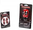 Pilot Automotive AMA-MVL-05 Universal Marvel Deadpool Car Shift Knob and Valve Cap Accessories Combo