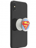 PopSockets: PopGrip with Swappable Top for Phones and Tablets - Enamel Superman