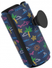 PopSockets PopThirst: Can Holder and Swappable Grip - Slim Can - Neon Tropicali