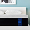 Queen Size Mattress, 10 Inch Molblly Premium Cooling-Gel Memory Foam Mattress Bed in a Box, Cool Que